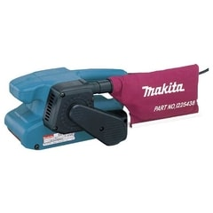 Makita 9910 - Pásová bruska 457x76mm,650W