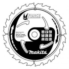 Makita B-07901 - pilový kotouč 165x20mm 16T=old A-89626